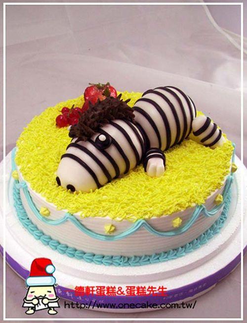 马2号蛋糕