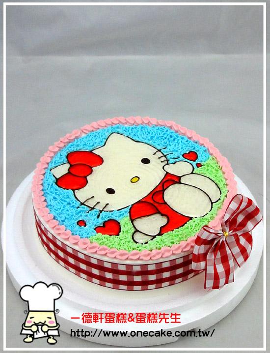 各式生日蛋糕,造型