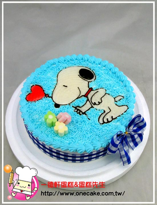 卡通小狗纸杯蛋糕