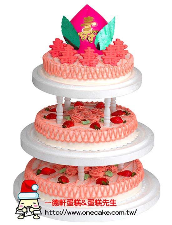多层生日蛋糕图片图片大全 多层 高脚杯 水果 生日蛋糕 其图片