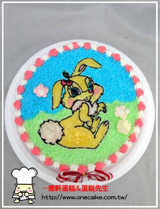 蛋糕目录:5类.卡通平面(镜面)