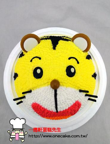 蛋糕目录:14类.可爱动物