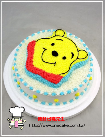 蛋糕目录:7类.卡通半立体