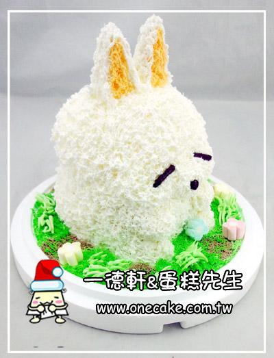 蛋糕目录:35类.可爱动物