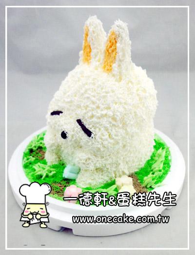 蛋糕目录:31类.可爱动物