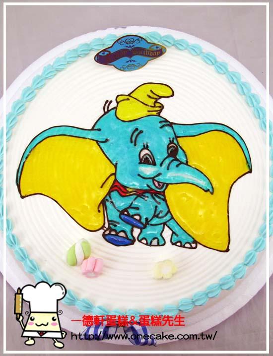蛋糕目录14类 可爱动物